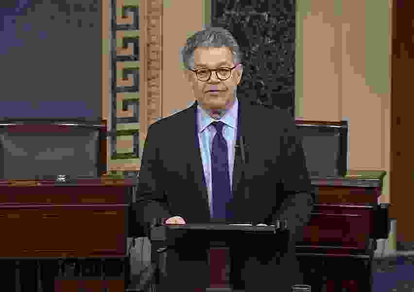 Alyssa Rosenberg: Al Franken doesn't seem to understand why he had to resign from the Senate
