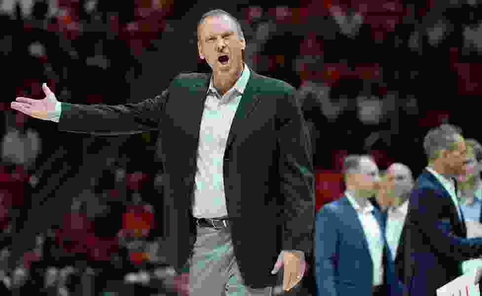 Utes coach Larry Krystkowiak gives his players a few more weeks to return to campus