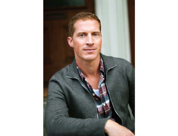 This undated image released by Lee Boudreaux Books shows Andrew Sean Greer, author of
