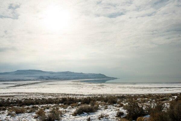(Chris Detrick | Tribune file photo) The Great Salt Lake at Antelope Island.