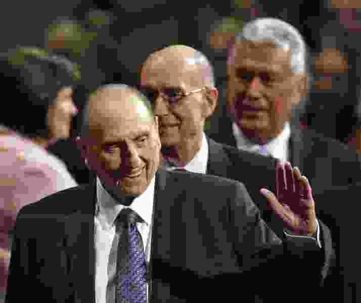 Commentary: New York Times obituary of Monson was a failure