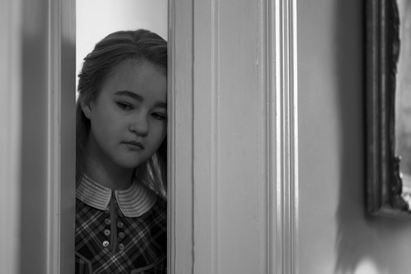 This image released by Roadside Attractions shows Millicent Simmonds in a scene from