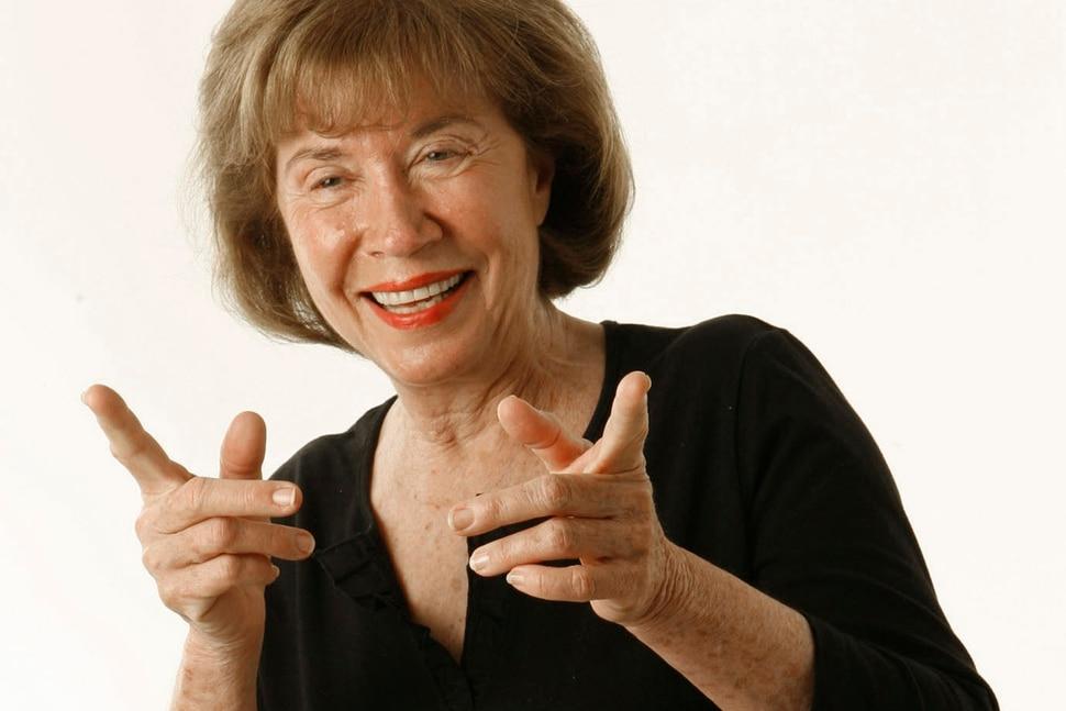 (Francisco Kjolseth | Tribune file photo) Judy Magid in 2006.