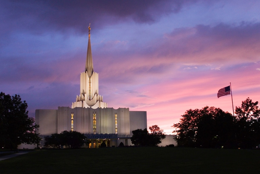 Mormons to reopen a more energy-efficient Jordan River Temple next year