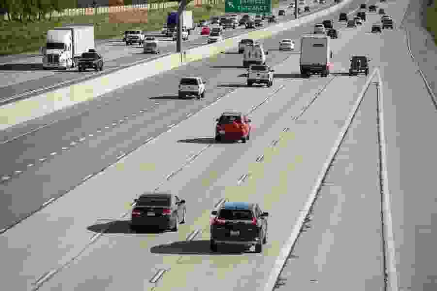 Utah freeway traffic returns to near-normal as coronavirus restrictions ease