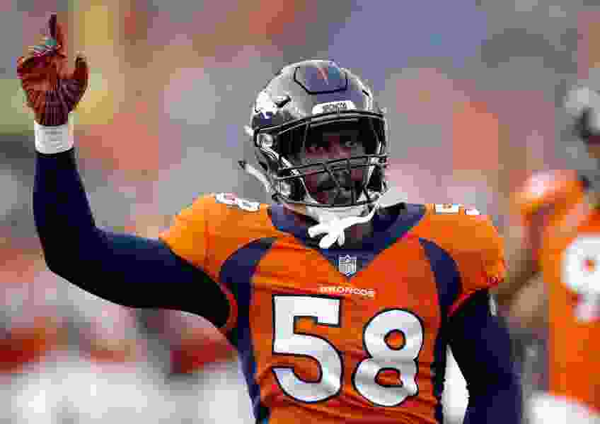 NFL roundup: Von Miller lifts Broncos over Seahawks
