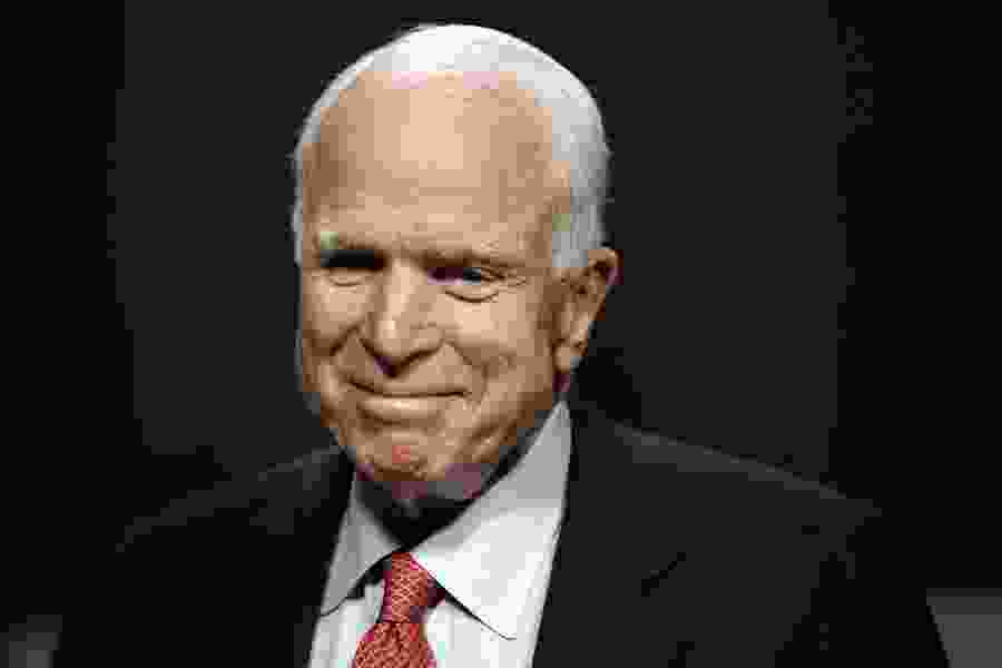 Commentary: McCain's morality, and no one else's, should guide his response to brain cancer