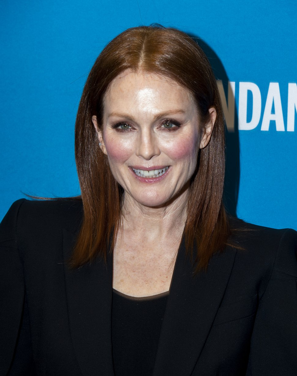 (Rick Egan | The Salt Lake Tribune) Julienne Moore on the red carpet for the premiere of the film