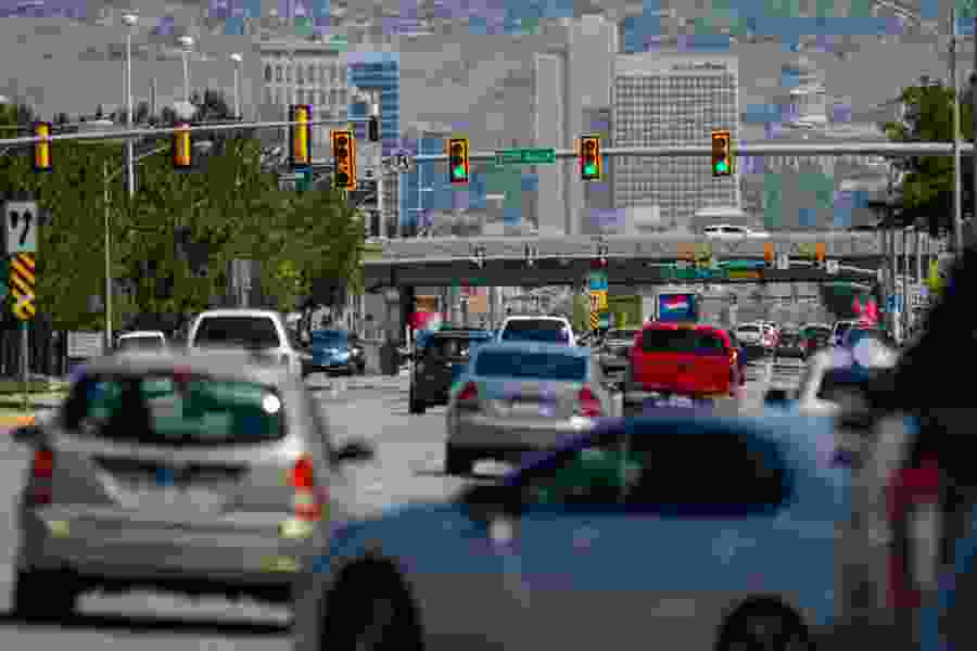 Global study says Salt Lake City is a rare place where traffic congestion is decreasing as population booms