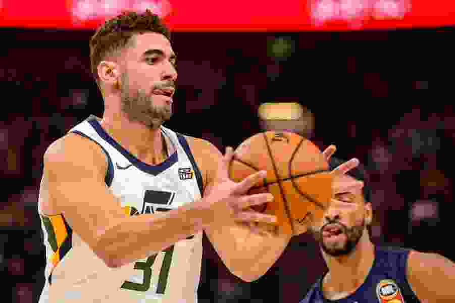 With Derrick Favors and Jae Crowder gone, who will the Jazz play at the four? Actually, who won't they play there?