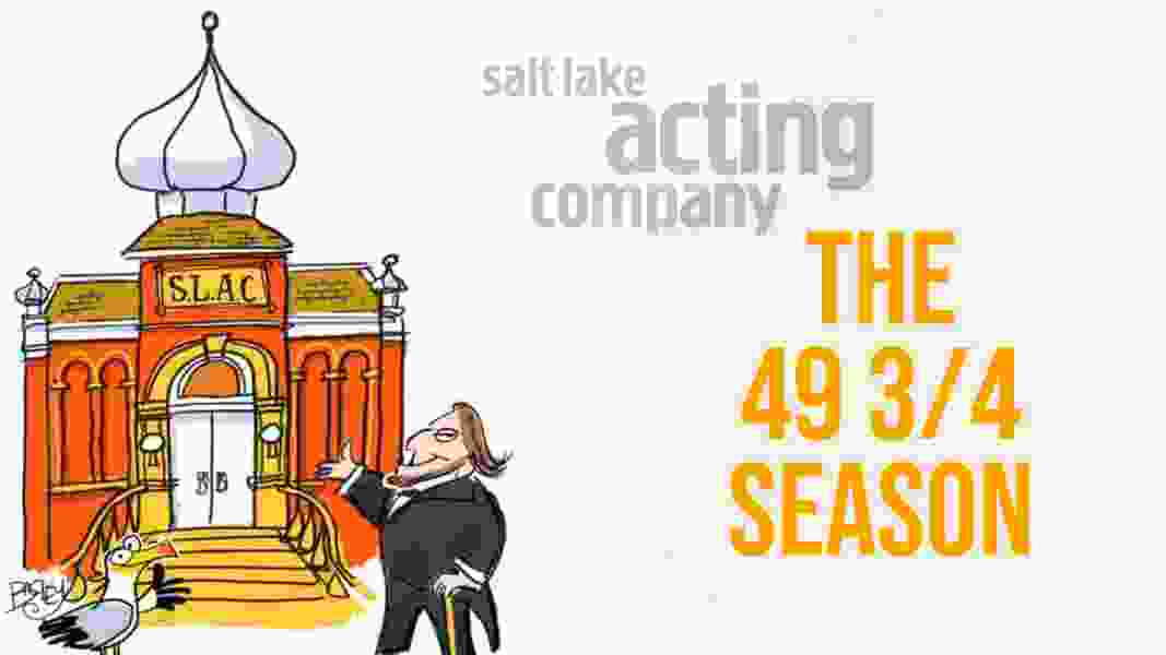 Salt Lake Acting Co. announces its hybrid season — and who will write the successor to 'Saturday's Voyeur'