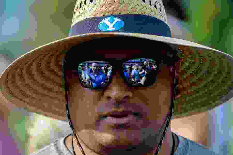 While uncertainty looms over BYU football, Cougars open fall camp