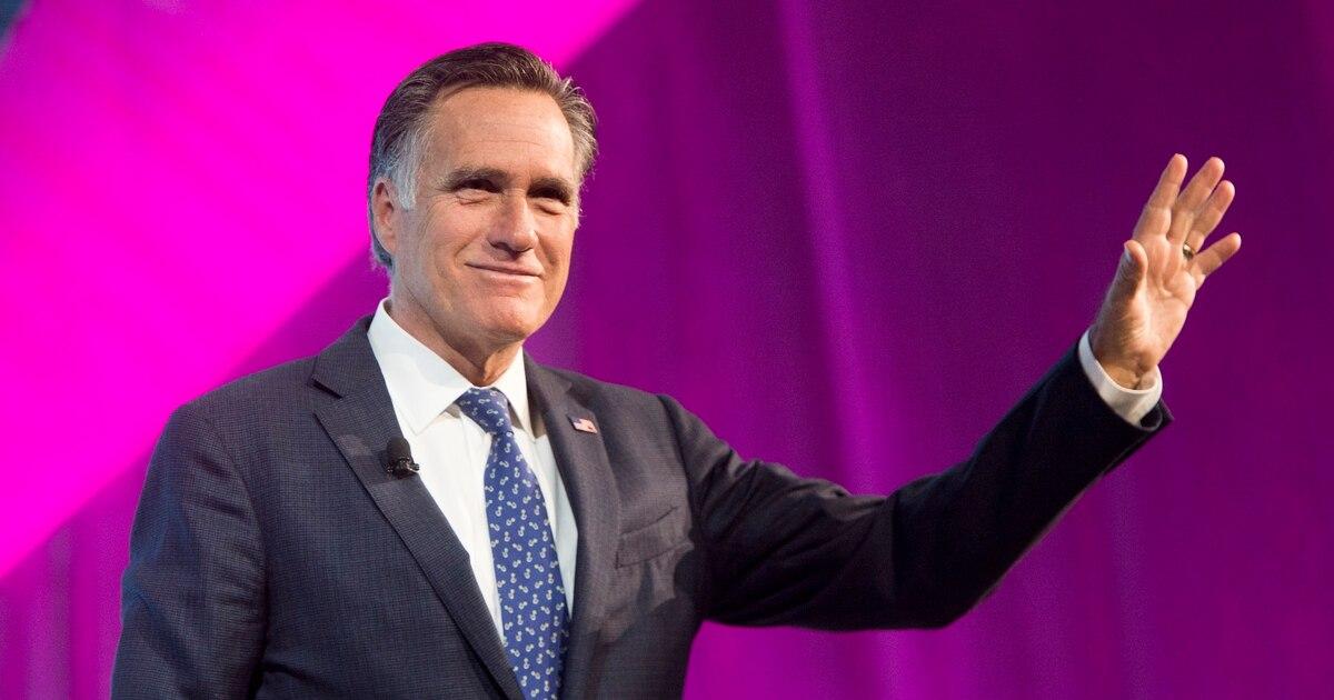 Utah's Republican chairman slams Mitt Romney and his expected Senate bid, compares him to Hillary Clinton
