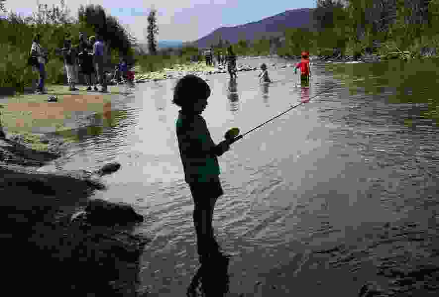 Anglers win access to stretch of Weber River