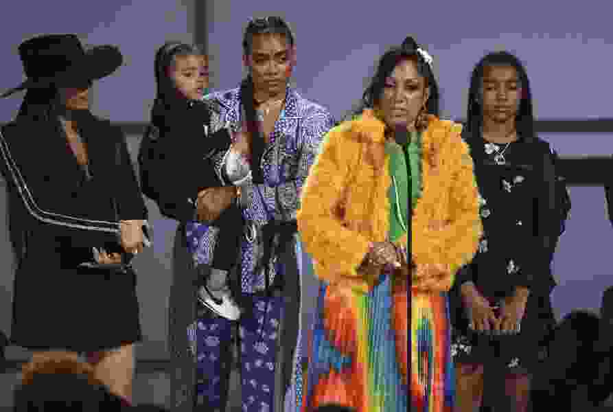 BET Awards honor Mary J. Blige, Nipsey Hussle, Tyler Perry
