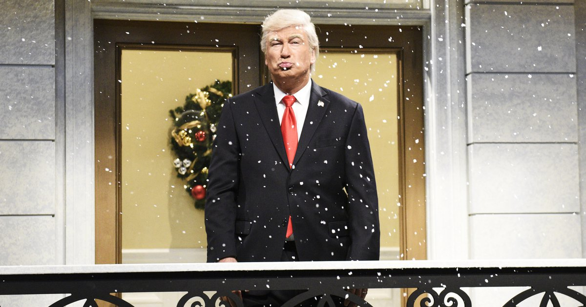 Scott D. Pierce: Trump's attacks on 'SNL' are based on a doctrine that doesn't exist