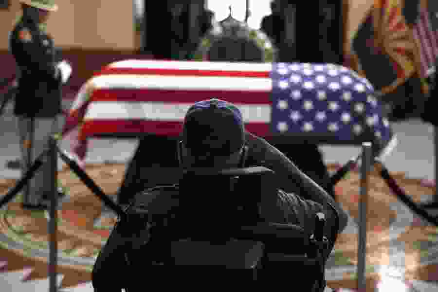 Leonard Pitts: Donald Trump, your funeral is coming