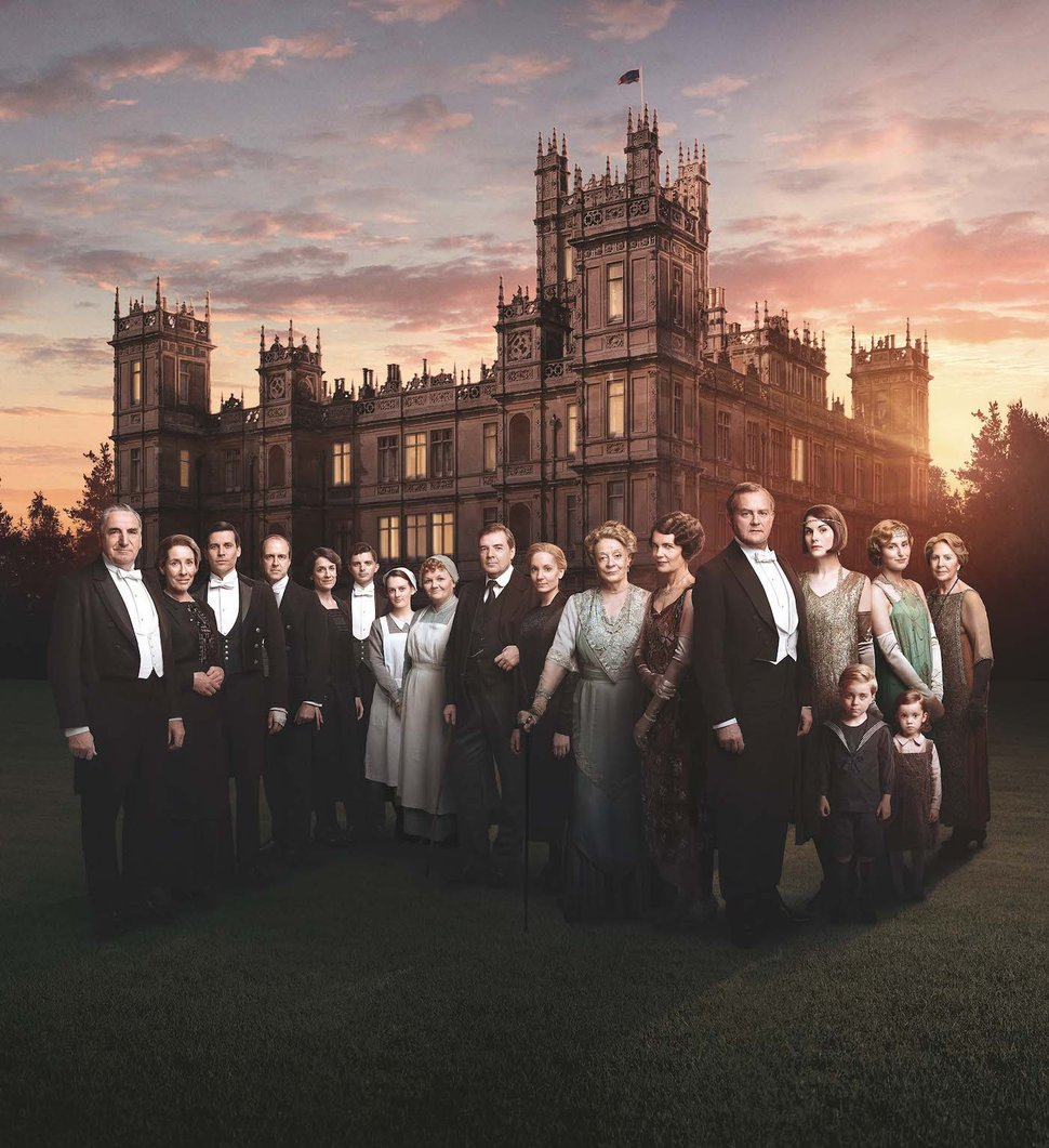 | Courtesy of Nick Briggs/Carnival Film & Television Limited 2015 for Masterpiece Season 6 of ÒDownton AbbeyÓ premieres Sunday, Jan. 3, on PBS.