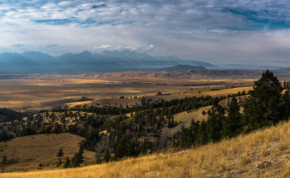 (Photo courtesy of Bridger-Teton National Forest) The Jackson Ranger District in the Bridger-Teton National Forest.