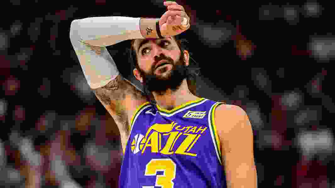 Report: Ricky Rubio says Jazz have told him he's 'not priority number one' for them