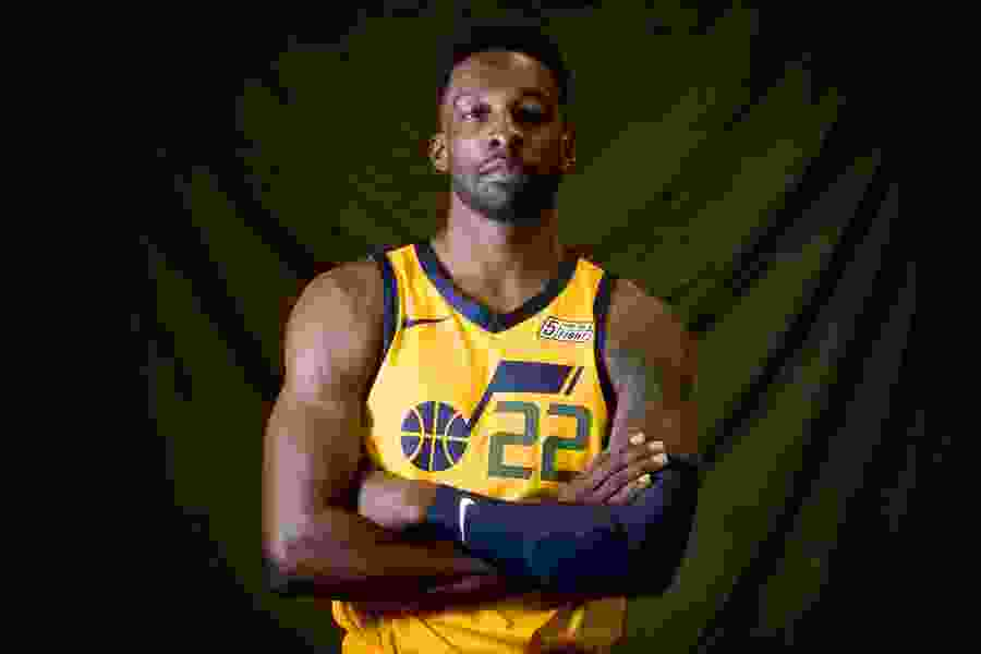 Jeff Green, on his eighth NBA team, finds his home on the basketball court