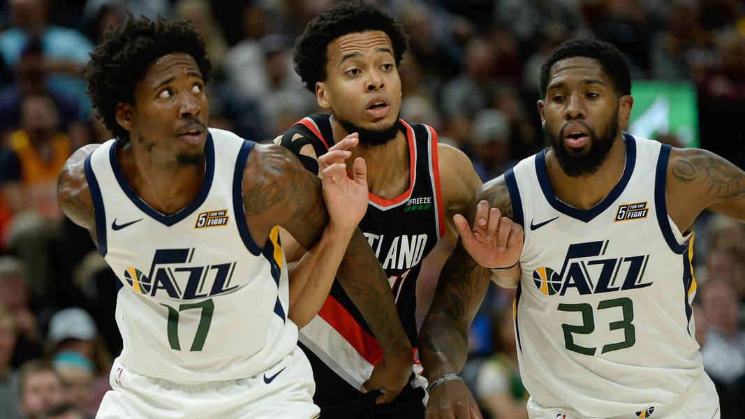Utah Jazz wrap up the preseason with another loss, 126-118 to the Portland Trail Blazers