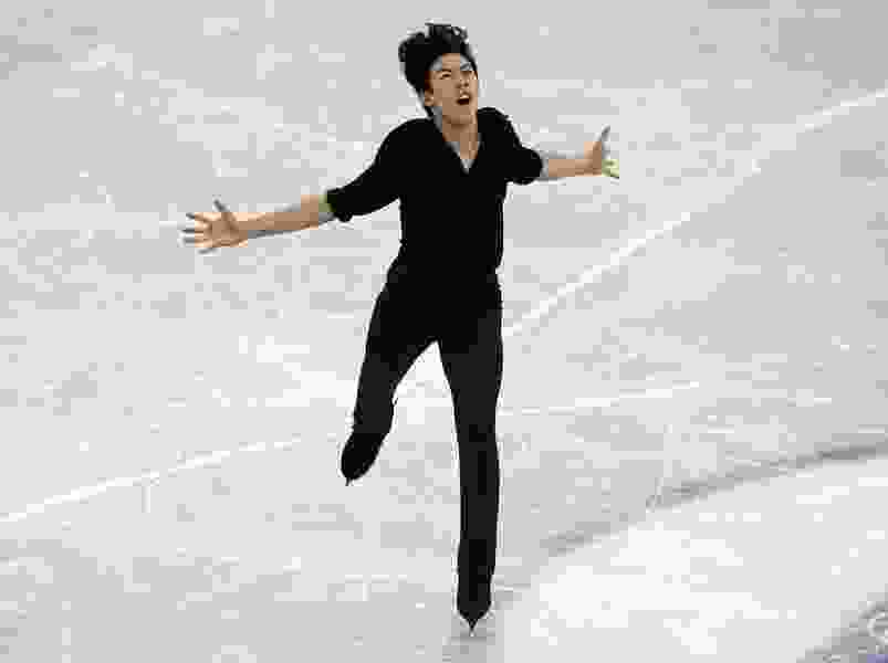 SLC's Nathan Chen leads Japan Grand Prix, final international Olympic tuneup