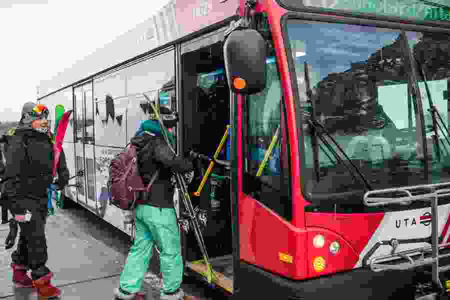 Ski Utah's improved app aims to get more skiers taking the bus to resorts from Provo to Ogden