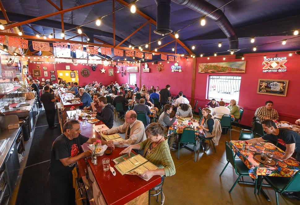 Francisco Kjolseth   The Salt Lake Tribune Red Iguana may be Utah's most decorated restaurant, winning both local and national awards for its