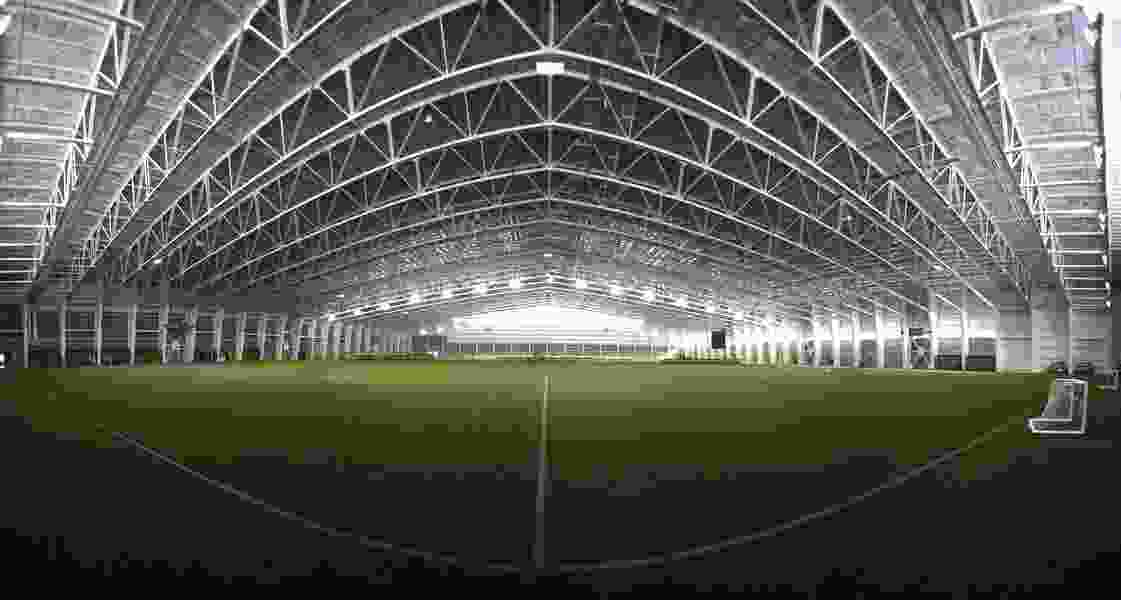 Take a 3-D tour of Real Salt Lake's massive new training facility