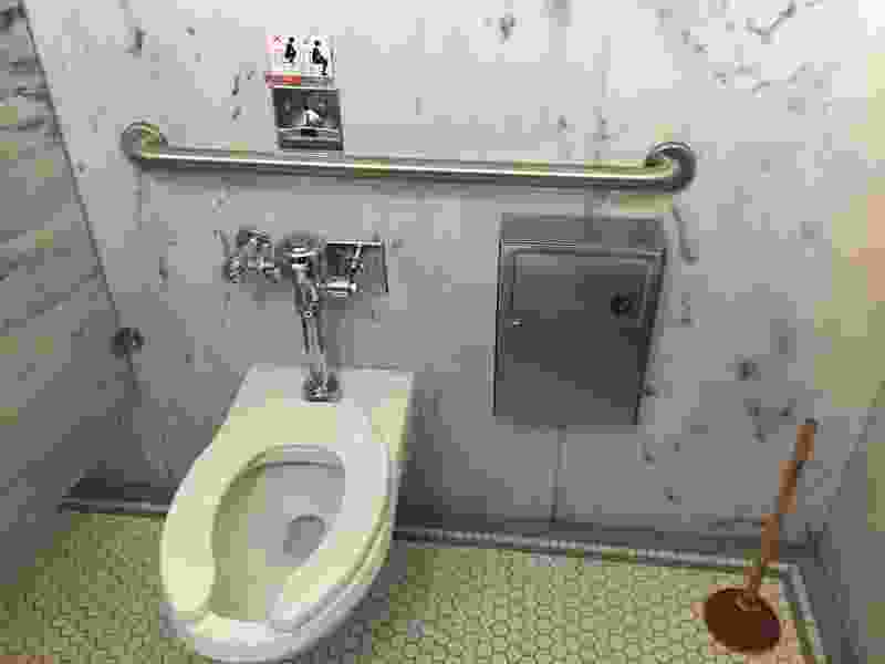 Letter: Everyone needs public toilets