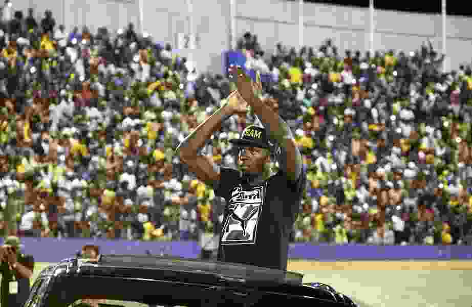 Track and field: Fireworks, honors in Usain Bolt's farewell in Jamaica