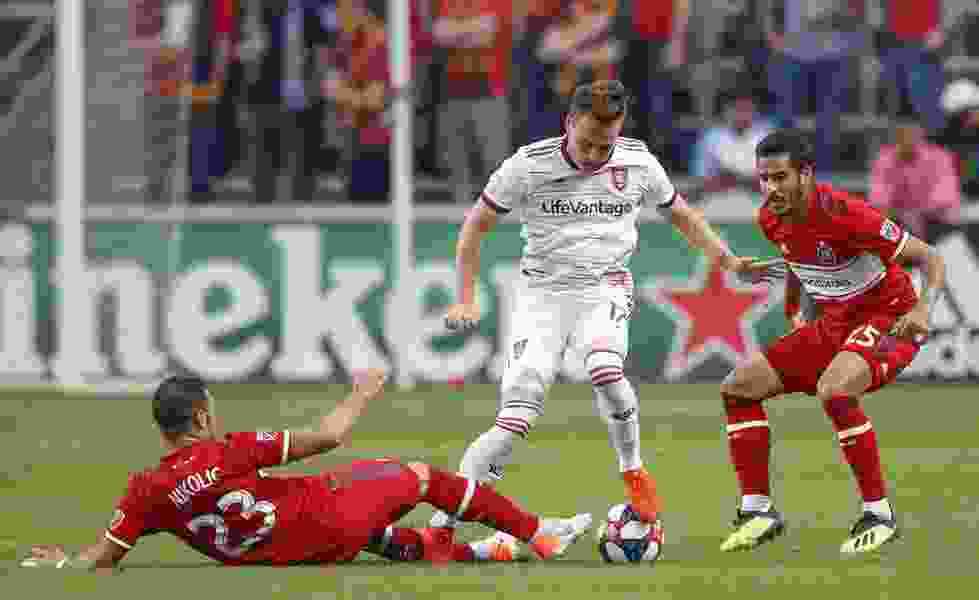 3 takeaways from the 1-1 draw between Real Salt Lake and Chicago Fire