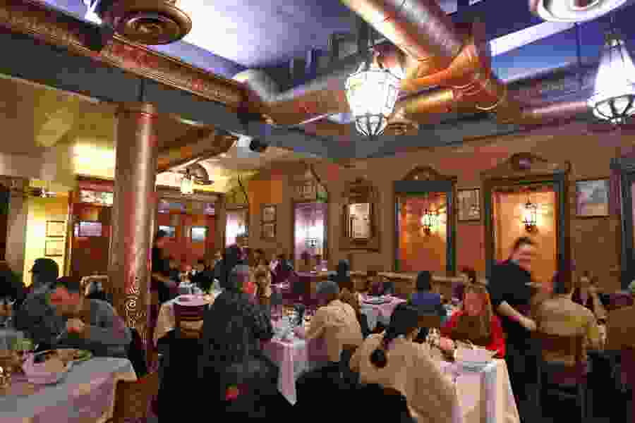 Salt Lake City's Mazza Mediterranean restaurant on 9th and 9th will close for good