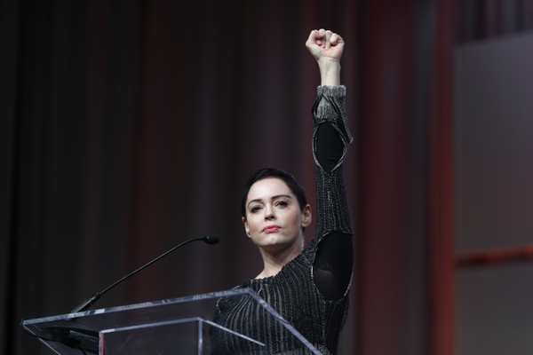 Rose McGowan Says Alyssa Milano