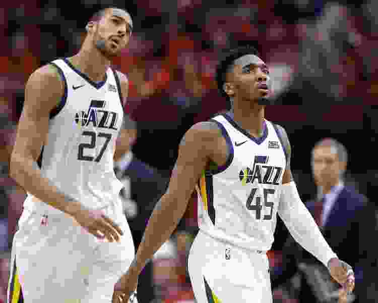 James Harden shreds the Jazz defense and Rockets use big third quarter run to KO Utah, 122-90, in Game 1