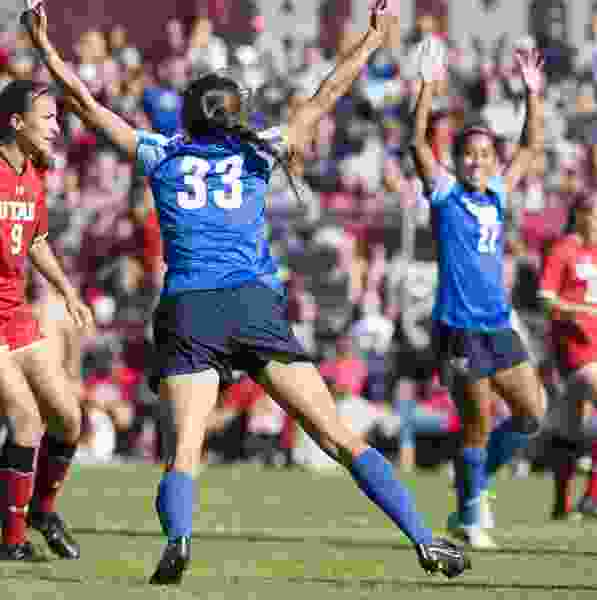 BYU women's soccer back in NCAAs after one-year absence, but must win at TCU to advance