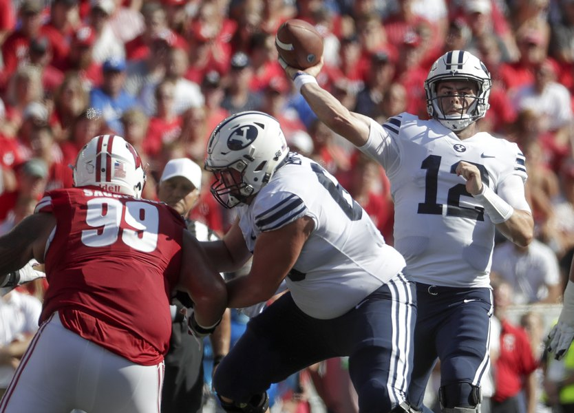 bc4aa92019d BYU in review  With huge win over No. 6 Wisconsin