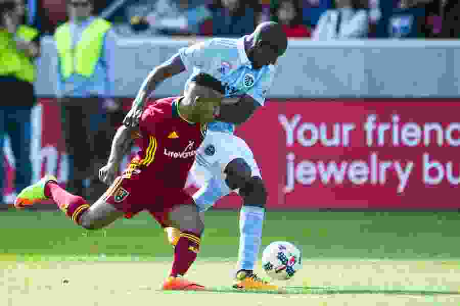 Real Salt Lake's reward for beating LAFC? A two-leg series against rival Sporting Kansas City
