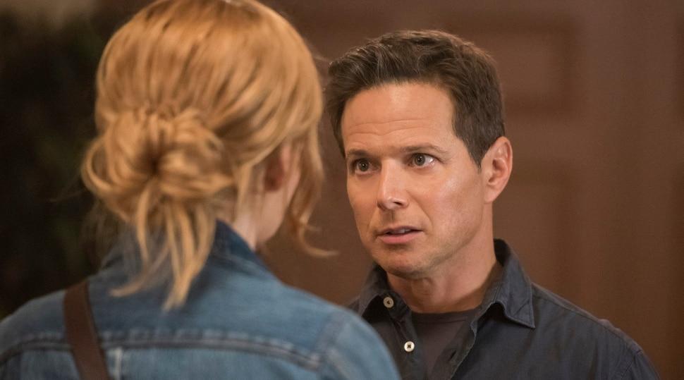 "(Photo courtesy of Dean Buscher | The CW) Scott Wolf stars as Nancy's father, Carson Drew, in ""Nancy Drew."""