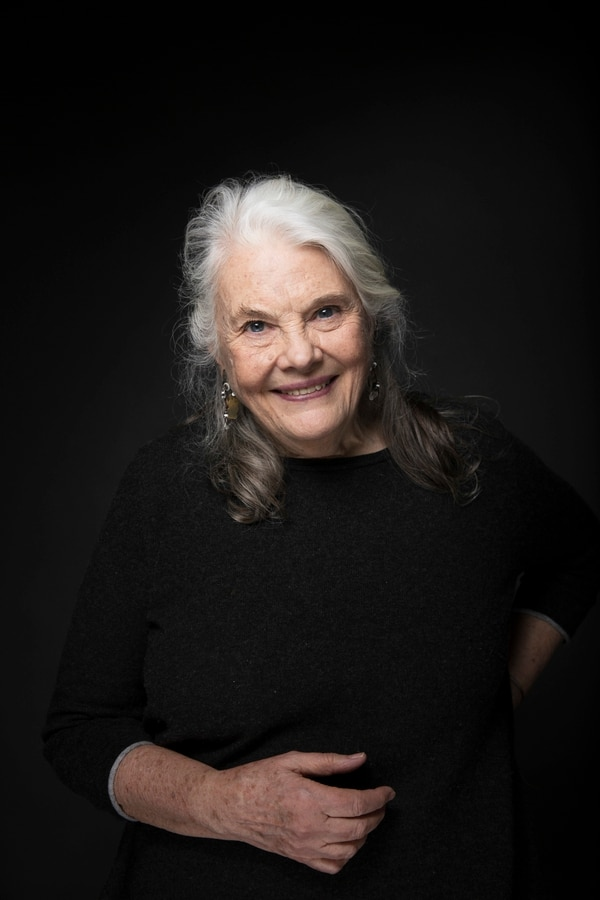 Actress Lois Smith poses for a portrait to promote the film,