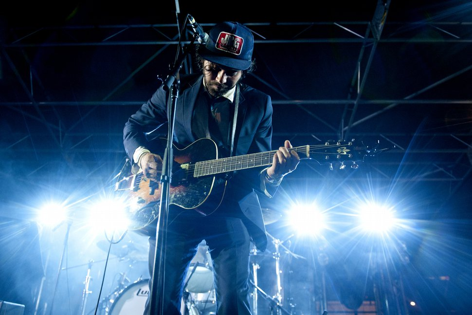 (Courtesy photo) Musician Alejandro Rose-Garcia, a k a Shakey Graves, will perform at Red Butte Garden, co-headlining with Dr. Dog, on Aug. 13, 2019.