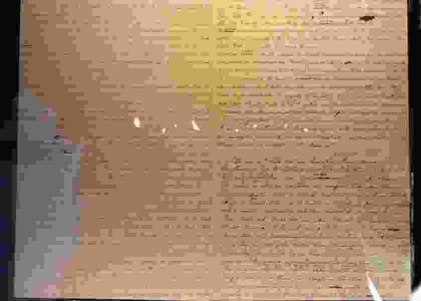 Historian: At $35M, original printer's manuscript of Book of Mormon a bargain
