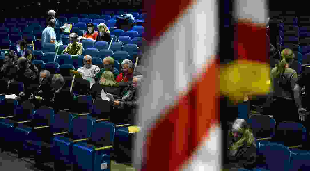 Utah's caucus-goers report low turnout. But who or what is to blame?
