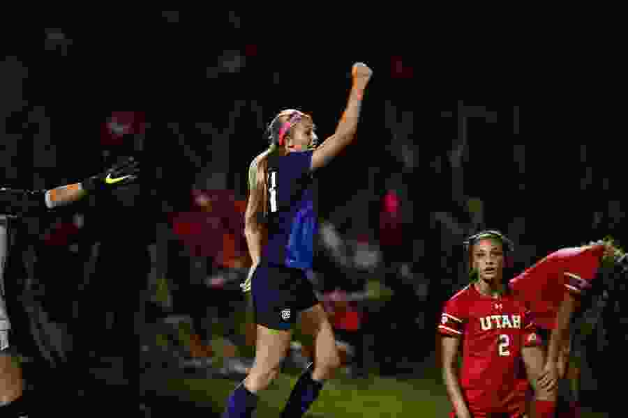 BYU takes early lead but falters in second half and loses 2-1 to TCU in NCAA women's soccer tournament