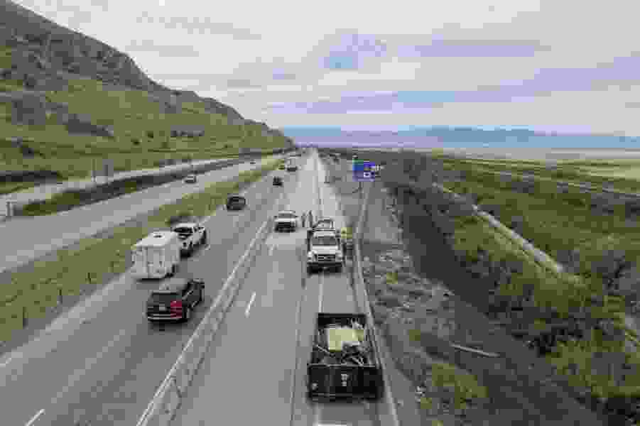 I-80 project in Tooele County opens 6 months early