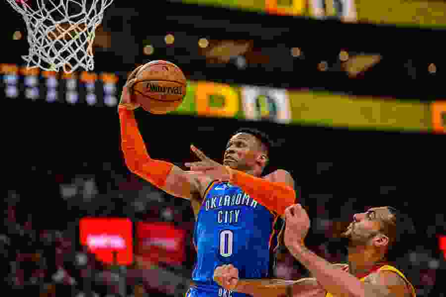 Vivint security is in the spotlight again after the Russell Westbrook incident. Fans hope a fundraiser for the Human Rights Campaign Foundation will show their 'true colors.'