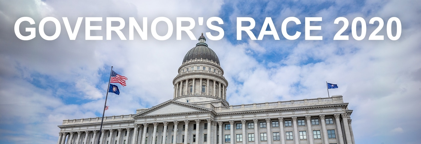 Utah Governor's Race
