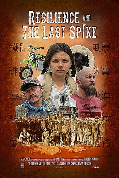 (Courtesy AOE Media) Resilience and the Last Spike will play at Larry H. Miller Megaplex theaters.