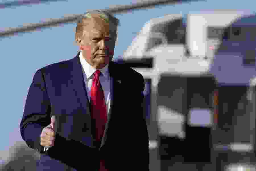 Trump, Biden lock horns in battleground states 21 days from election